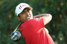 Lahiri makes cut but drops down in windy conditions at Arizona