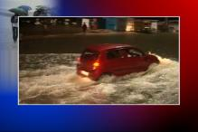 Incessant rains cause water logging in several parts of Tamil Nadu, rescue work on