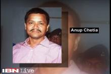 Anup Chetia arrested by CBI, in six days transit remand
