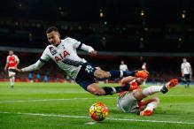 Kieran Gibbs rescues point for Arsenal in 1-1 derby draw vs Tottenham