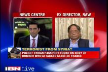 This is a horrific tragedy, says former RAW director AS Dulat on Paris attacks