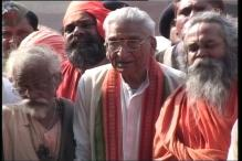 VHP leader Ashok Singhal dies after prolonged illness in a Gurgaon hospital