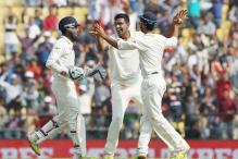 India conquer South Africa in Nagpur to end decade-long Test jinx