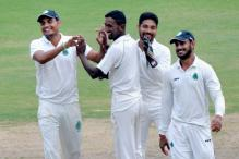 Ranji Trophy, Group C: Jharkhand on top against Tripura; Kerala amass 441 against Goa