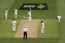 Day-Night Test: Australia capitalise on review howler to seize lead on Day 2