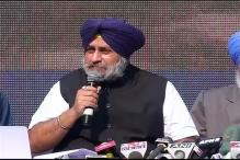 Badal alleges ties between Congress and pro-Khalistan movement, asks President to declare it anti-national