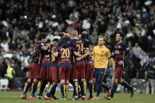 El Clasico: Barcelona humble Real Madrid at Estadio Santiago Bernabeu