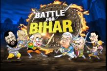 Fight for Bihar intensifies as rival parties target each other