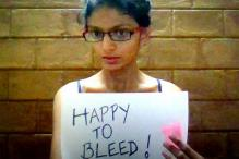 Why #HappyToBleed campaign is an important movement for a country like India