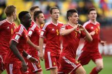 Belgium beat Mexico to win third place at FIFA U-17 World Cup