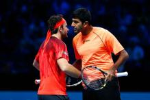 It's been a fantastic year with Mergea, says Rohan Bopanna