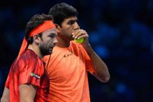 Bopanna, Mergea end runners-up at season-end Finale