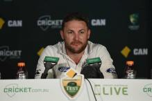 We can still win series, says Brendon McCullum despite Gabba mauling