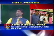 Curtains on Bihar polls campaign