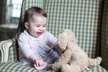 Princess Charlotte is breaking the internet with her cuteness in these new photos
