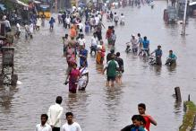 Rain lash many regions of Tamil Nadu, low-lying areas inundated