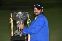 Indian golfer Chiragh Kumar wins maiden Asian Tour title