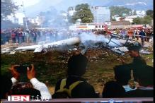 J&K: Seven dead in helicopter crash near Katra in Jammu and Kashmir