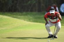 Indian golfers SSP Chawrasia, Anirban Lahiri struggle at World Golf Championship