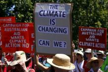 Protesters push leaders to avert climate catastrophe