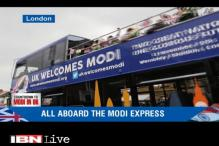 London calling for PM Modi at the Wembley Stadium