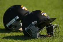 English county cricket makes helmets compulsory