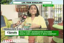 Use kitchen waste to make compost