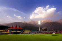 Dharamsala gets clearance for Test matches