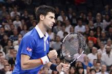 Novak Djokovic aiming to end golden year with a bang