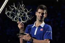 Novak Djokovic beats Andy Murray to clinch Paris Masters title