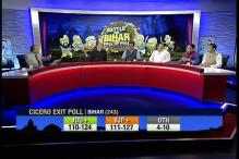 Bihar elections: Political experts discuss exit poll results