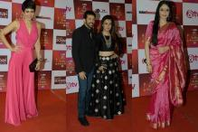 Indian Television Awards 2015: Mandira Bedi, Gracy Singh, Kabir Khan grace the red carpet with their presence