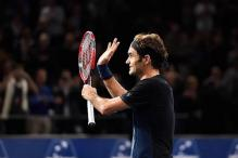 Roger Federer races to victory against Andreas Seppi at Paris Masters