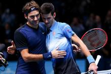 ATP finals: Novak Djokovic to face Roger Federer in last match of season