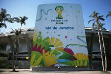 Brazilian builder admits to FIFA World Cup bribes: reports