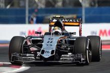Force India tighten grip on 5th spot after 10 points in Mexican GP