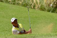 Gangjee lying seventh, Spieth third in Singapore