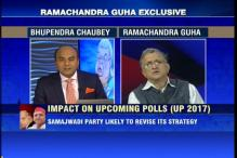 It is very childish to blame caste politics for defeat in Bihar, says Ramchandra Guha