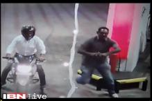 Caught on camera: Property dealer shot dead by bike riders in Gurgaon