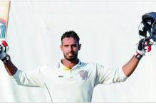 Ranji Trophy, Group C: Hyderabad on course for bonus point; Ian's ton puts J&K on top