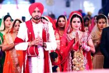 From sangeet ceremony to reception: Pictures from Harbhajan Singh-Geeta Basra's wedding that you may have missed