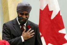 Chicken burger named after Canada's first Sikh Defence Minister