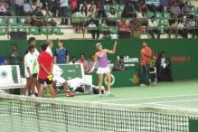 Hyderabad Aces beat Chennai Warriors 24-19 in Champions Tennis League