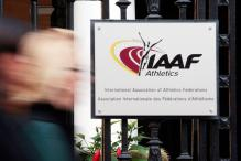 IAAF under fire again over Russian doping