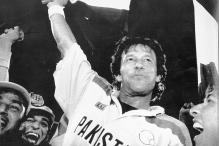 Imran Khan favours resumption of Indo-Pak cricket series