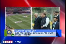 India-Pakistan bilateral series likely from December 15 in Sri Lanka