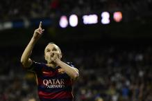 El Clasico: History repeats itself as Real Madrid fans hail Iniesta
