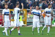 Serie A: Inter, Fiorentina win; Roma beat Lazio 2-0 in derby