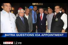 IOA at war again over appointment of Chef de Mission for Rio 2016