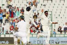 In pics: India vs South Africa, 1st Test, Day 3
